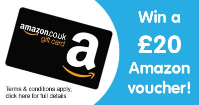 Amazon voucher free draw